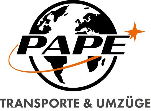 pape transporte logo